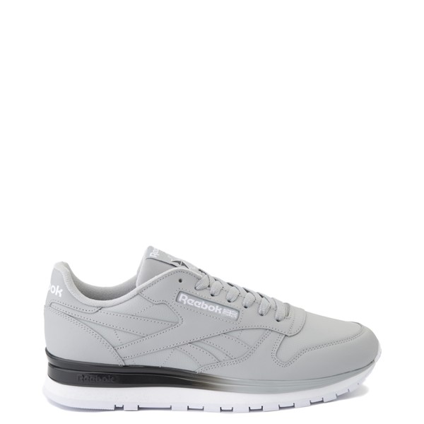 Main view of Mens Reebok Classic Athletic Shoe - Gray / Charcoal