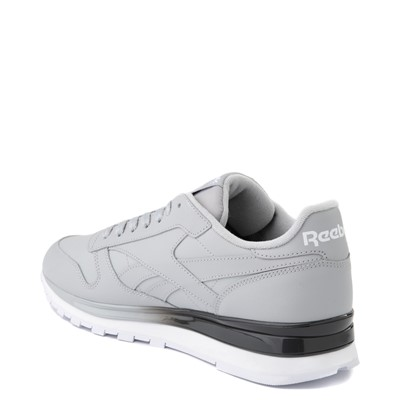 Alternate view of Mens Reebok Classic Athletic Shoe - Gray / Charcoal