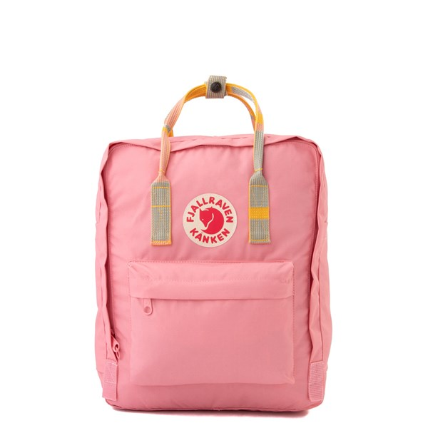 Main view of Fjallraven Kanken Backpack - Pink / Multi