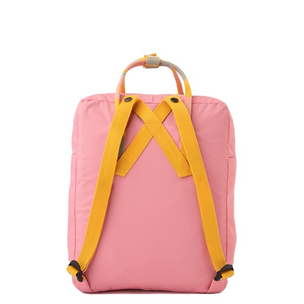 alternate view Fjallraven Kanken Backpack - Pink / MultiALT1