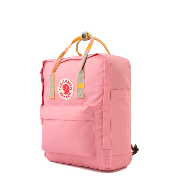 alternate view Fjallraven Kanken Backpack - Pink / MultiALT2