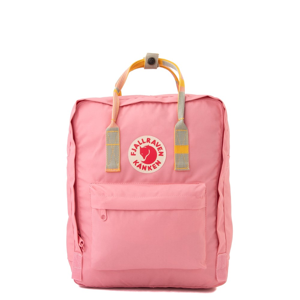 Fjallraven Kanken Backpack - Pink / Multi