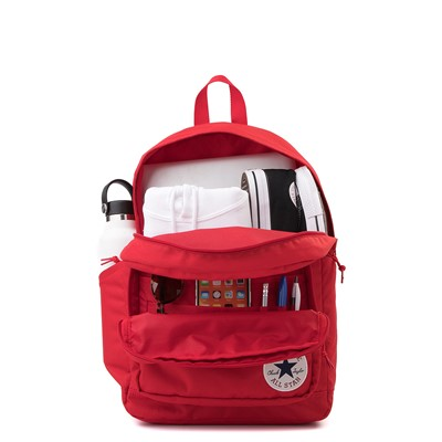 Alternate view of Converse Go 2 Backpack - University Red