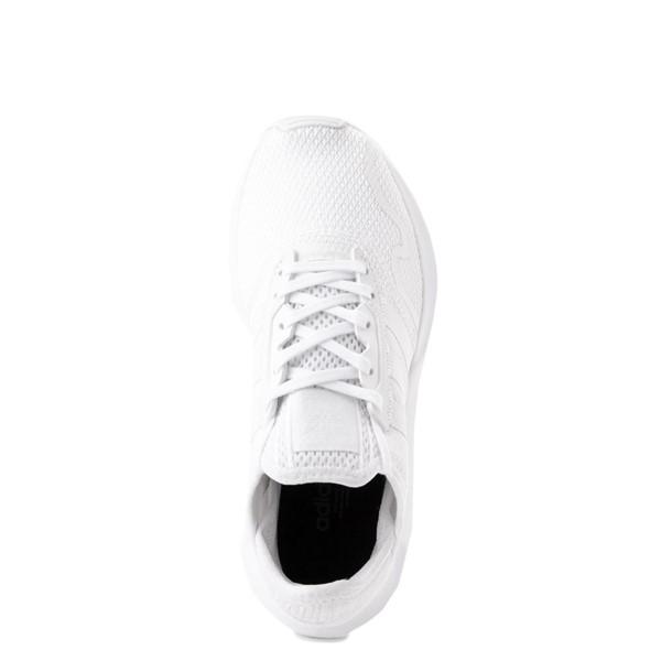alternate view adidas Swift Run X Athletic Shoe - Big Kid - White MonochromeALT4B