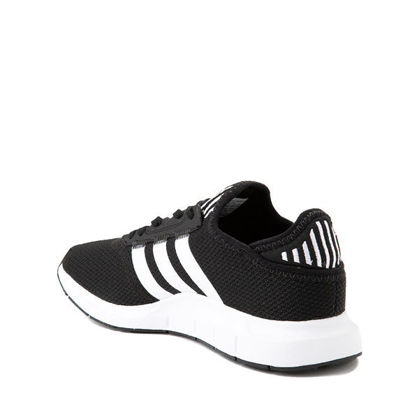 alternate view adidas Swift Run X Athletic Shoe - Big Kid - BlackALT1