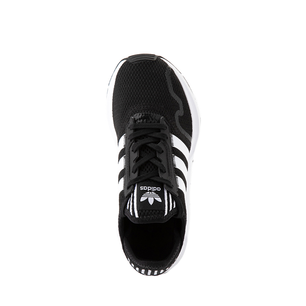 alternate view adidas Swift Run X Athletic Shoe - Big Kid - BlackALT2