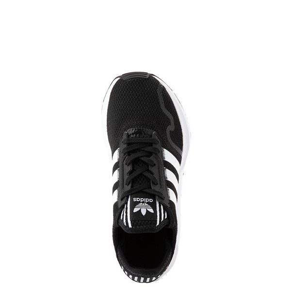 alternate view adidas Swift Run X Athletic Shoe - Big Kid - BlackALT4B