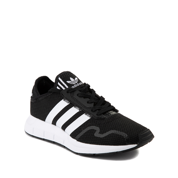 alternate view adidas Swift Run X Athletic Shoe - Big Kid - BlackALT5