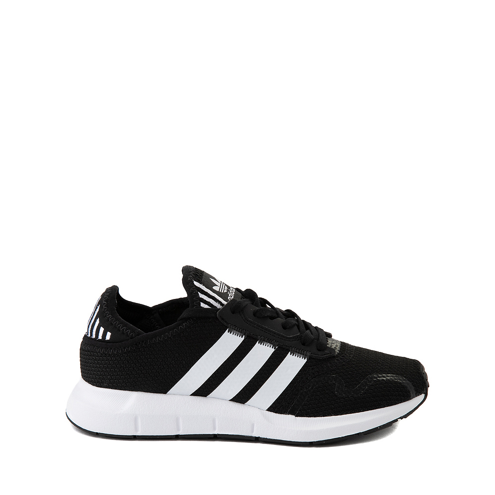 adidas Swift Run X Athletic Shoe - Big Kid - Black