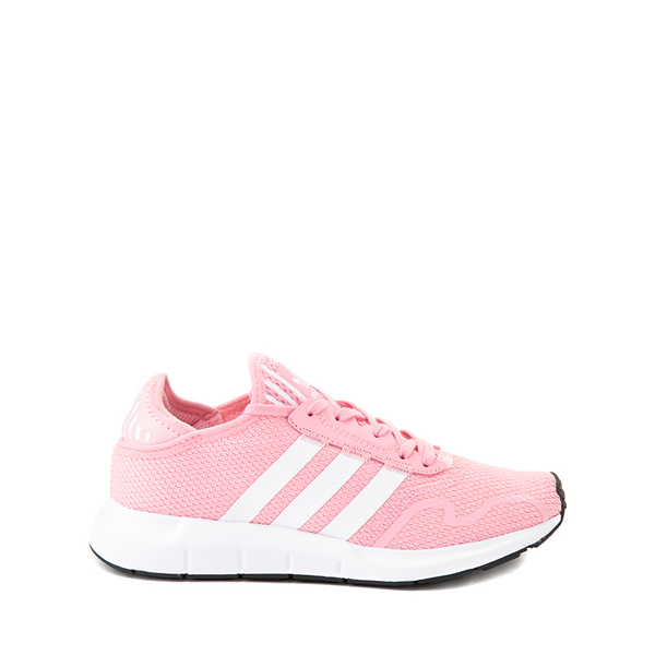 adidas Swift Run X Athletic Shoe - Big Kid - Light Pink