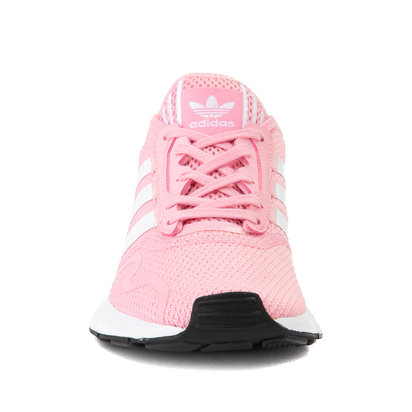 alternate view adidas Swift Run X Athletic Shoe - Big Kid - Light PinkALT4