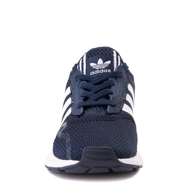 alternate view adidas Swift Run X Athletic Shoe - Little Kid - NavyALT4