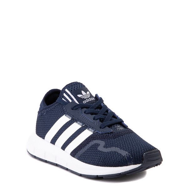 alternate view adidas Swift Run X Athletic Shoe - Little Kid - NavyALT5