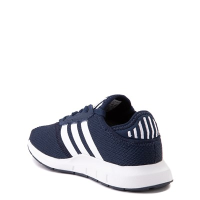 Alternate view of adidas Swift Run X Athletic Shoe - Little Kid - Navy