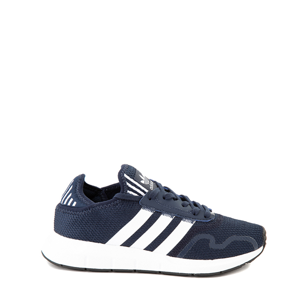 adidas Swift Run X Athletic Shoe - Big Kid - Navy