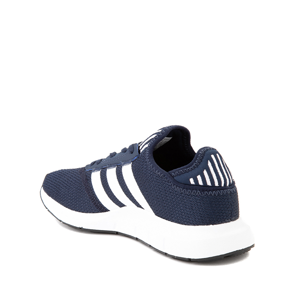 alternate view adidas Swift Run X Athletic Shoe - Big Kid - NavyALT1