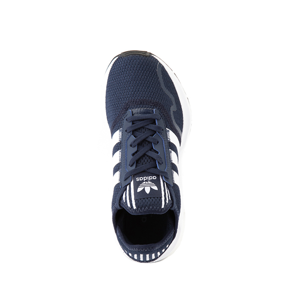 alternate view adidas Swift Run X Athletic Shoe - Big Kid - NavyALT2