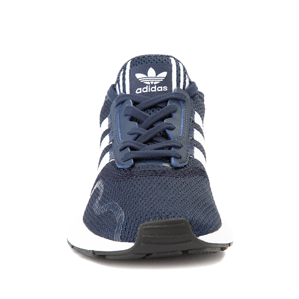 alternate view adidas Swift Run X Athletic Shoe - Big Kid - NavyALT4