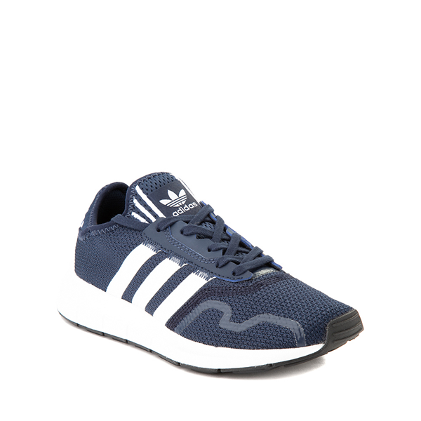 alternate view adidas Swift Run X Athletic Shoe - Big Kid - NavyALT5