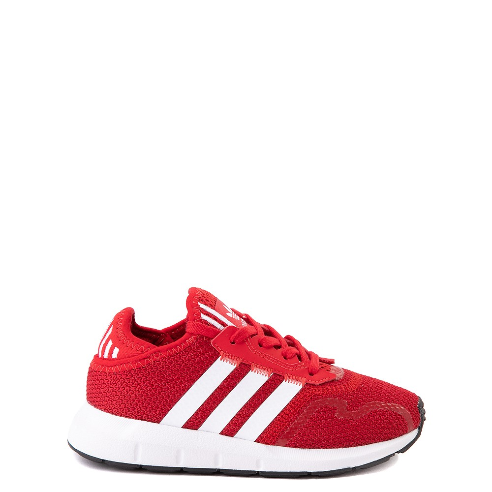 adidas Swift Run X Athletic Shoe - Little Kid - Scarlet