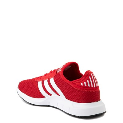 Alternate view of adidas Swift Run X Athletic Shoe - Big Kid - Scarlet