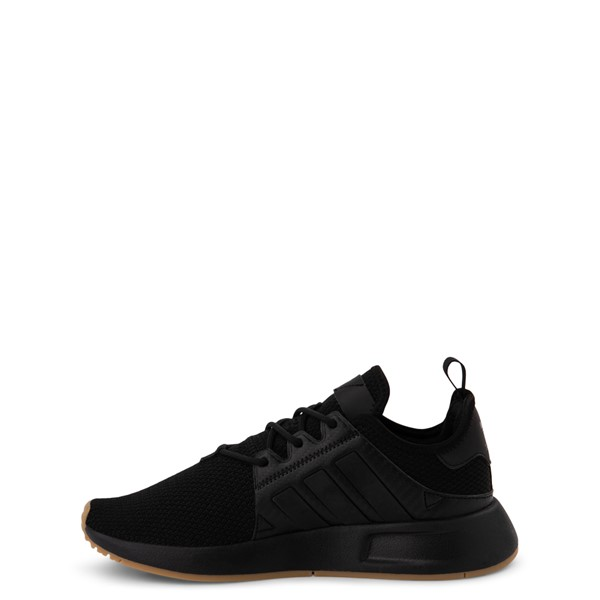 alternate view adidas X_PLR Athletic Shoe - Big Kid - Black / GumALT1