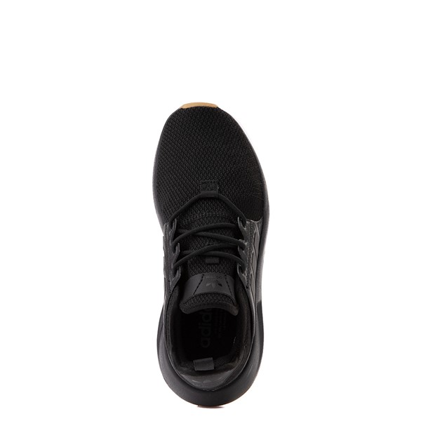 alternate view adidas X_PLR Athletic Shoe - Big Kid - Black / GumALT2