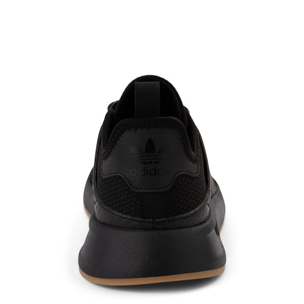 alternate view adidas X_PLR Athletic Shoe - Big Kid - Black / GumALT4