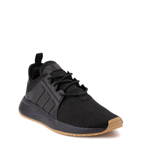 alternate view adidas X_PLR Athletic Shoe - Big Kid - Black / GumALT5