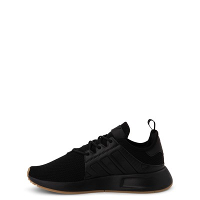 Alternate view of adidas X_PLR Athletic Shoe - Big Kid - Black / Gum
