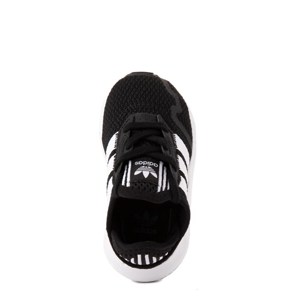 alternate view adidas Swift Run X Athletic Shoe - Baby / Toddler - BlackALT4B