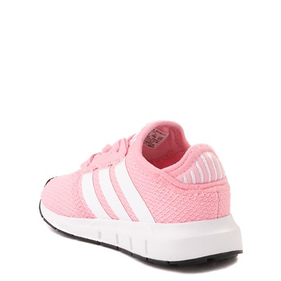 Alternate view of adidas Swift Run X Athletic Shoe - Baby / Toddler - Pink