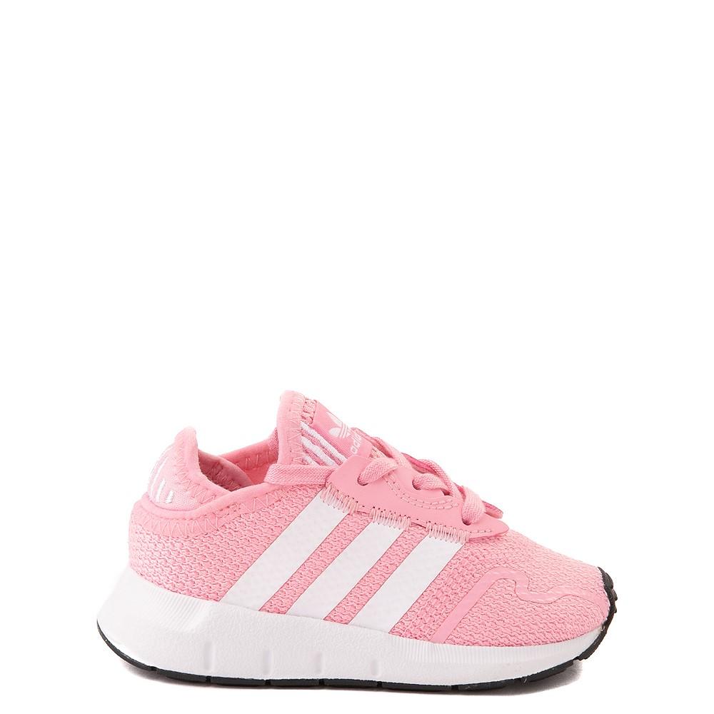 adidas Swift Run X Athletic Shoe - Baby / Toddler - Pink