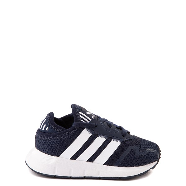 adidas Swift Run X Athletic Shoe - Baby / Toddler - Navy