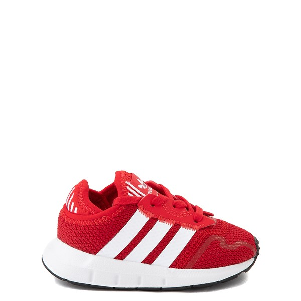 adidas Swift Run X Athletic Shoe - Baby / Toddler - Red