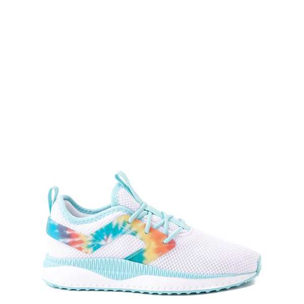 Main view of Puma Pacer Next Excel Athletic Shoe - Little Kid / Big Kid - White / Tie Dye