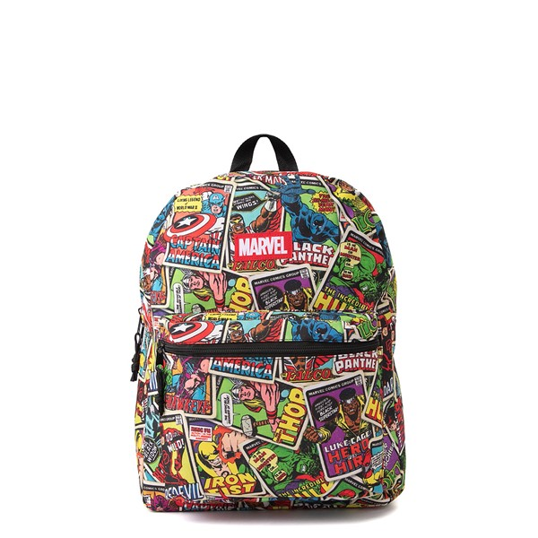 Main view of Marvel Comics Backpack - Multicolor
