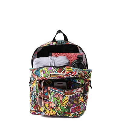 Alternate view of Marvel Comics Backpack - Multicolor