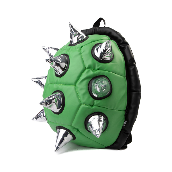 alternate view Spike Shell Backpack - Green / SilverALT4
