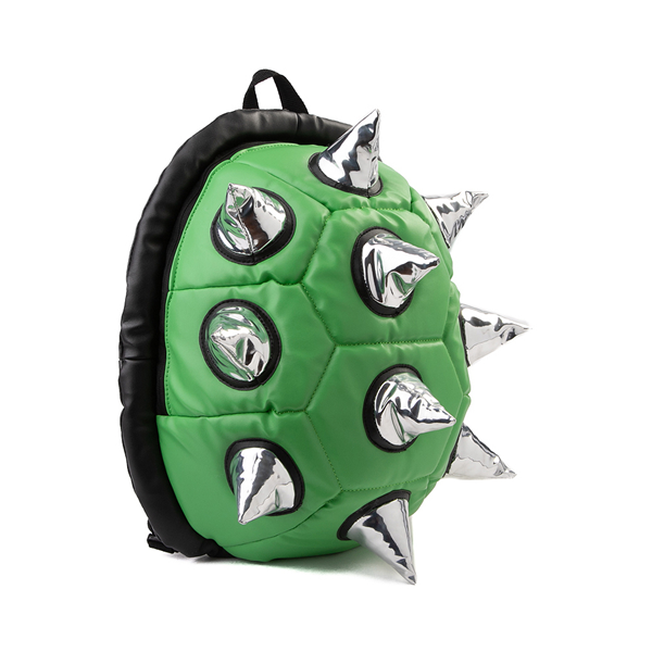 alternate view Spike Shell Backpack - Green / SilverALT4B