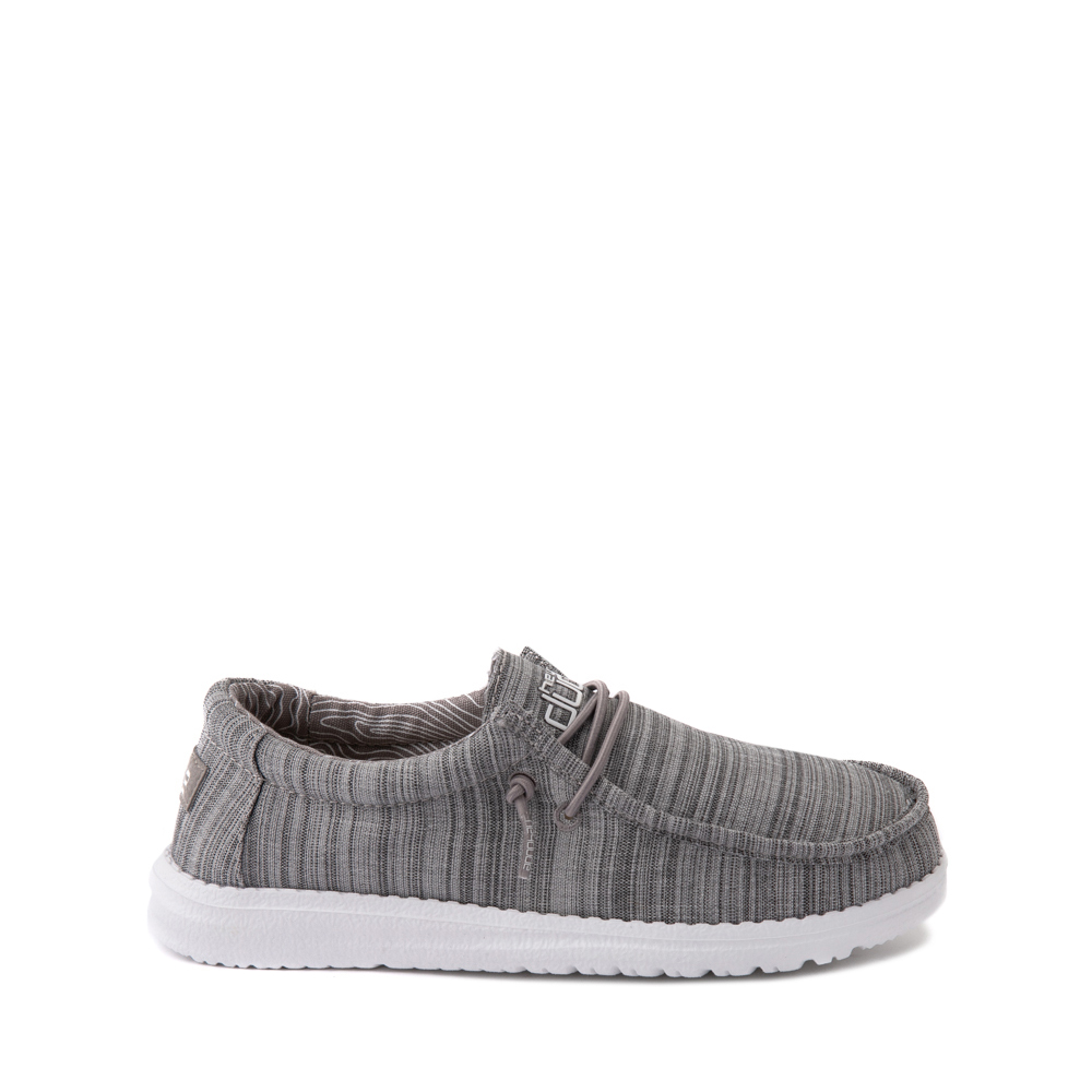 Hey Dude Wally Casual Shoe - Little Kid / Big Kid - Stone