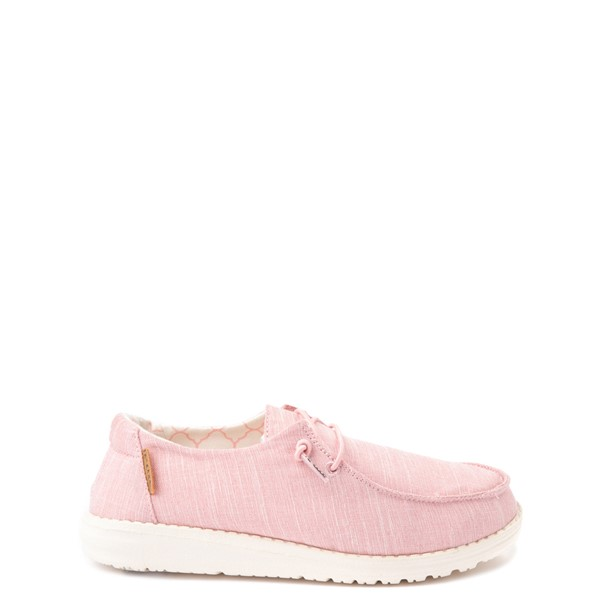 Hey Dude Wendy Slip On Casual Shoe - Little Kid / Big Kid - Cotton Candy
