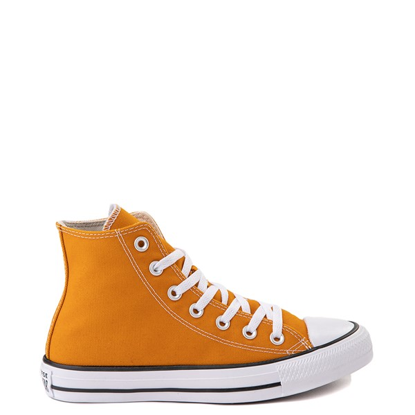 Main view of Converse Chuck Taylor All Star Hi Sneaker - Saffron