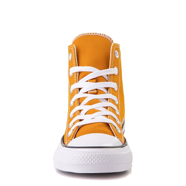 alternate view Converse Chuck Taylor All Star Hi Sneaker - SaffronALT4