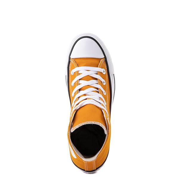 alternate view Converse Chuck Taylor All Star Hi Sneaker - SaffronALT4B