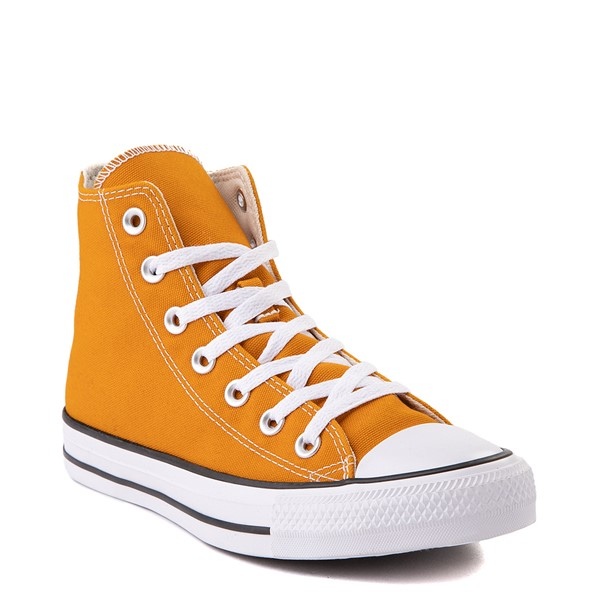alternate view Converse Chuck Taylor All Star Hi Sneaker - SaffronALT5