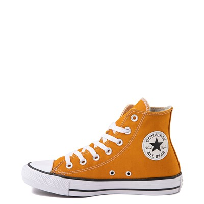 Alternate view of Converse Chuck Taylor All Star Hi Sneaker - Saffron