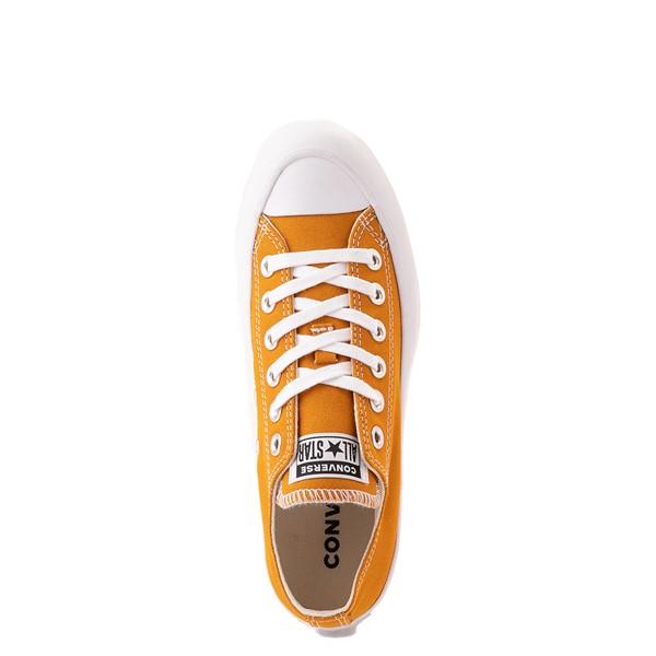 alternate view Womens Converse Chuck Taylor All Star Lo Lugged Sneaker - SaffronALT4B