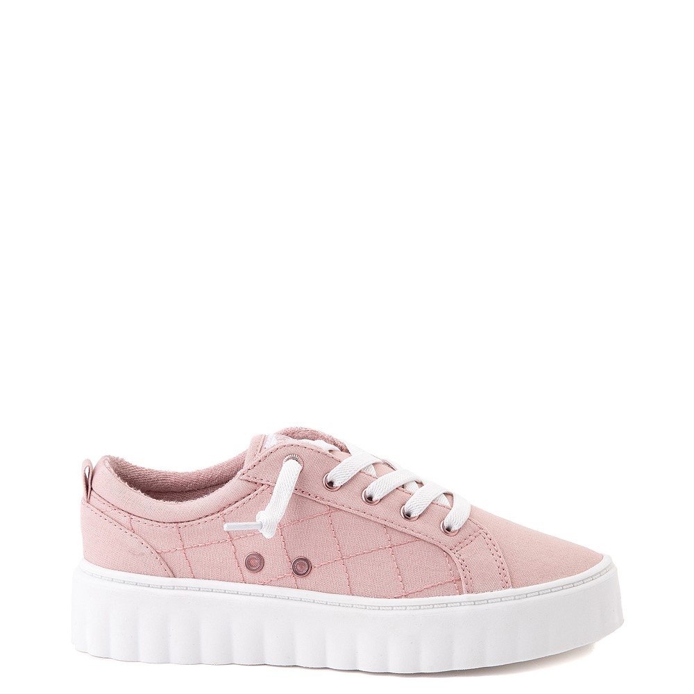 Womens Roxy Sheilahh Platform Casual Shoe - Blush