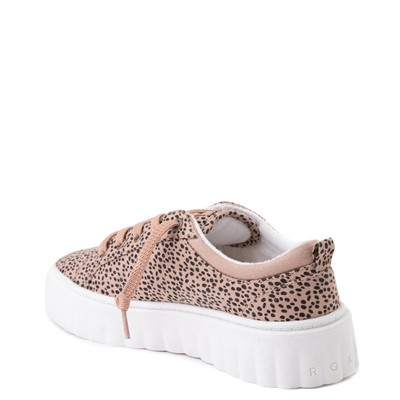 Alternate view of Womens Roxy Sheilahh Platform Casual Shoe - Leopard